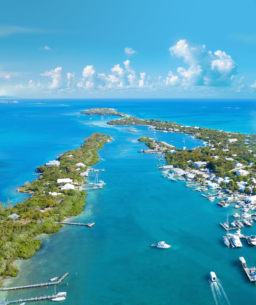 abacos lanscape