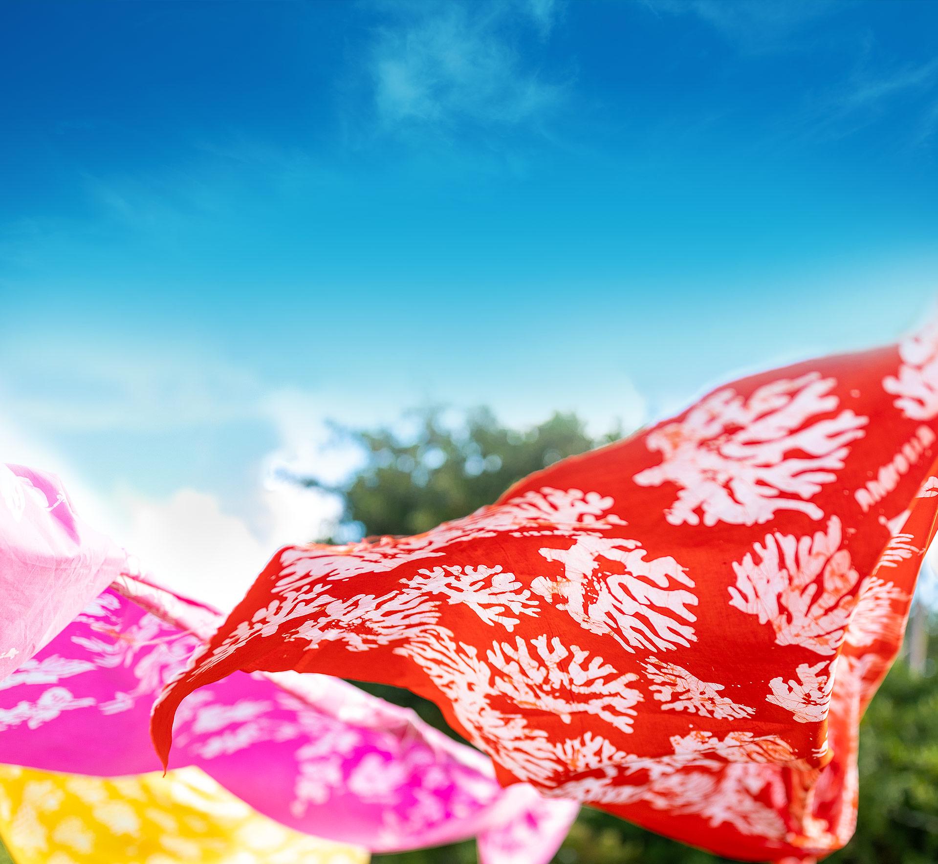 Androsia final fabrics